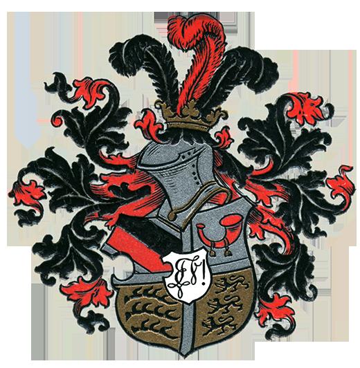 Wappen der A.V. Virtembergia zu Tübingen